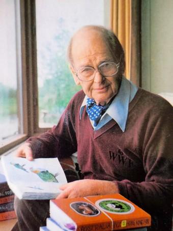 Peter Scott, Travel Diaries of a Naturalist, volume I