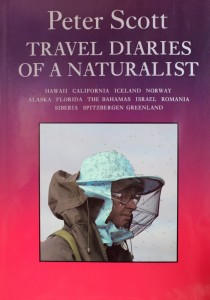 Travel Diairies of a Naturalist, volume 2 - Cover