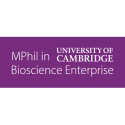 University of Cambridge - MPhil in Bioscience Enterprise